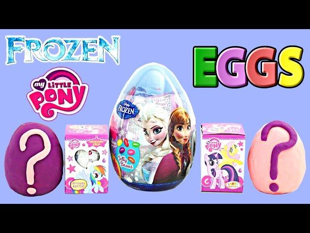 Dctc Blind Bag Toys Do It Yourself Frozen My Little Pony