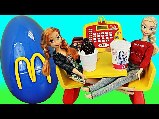 Mcdonalds Happy Meal Surprise Toys Play Doh Mario Egg