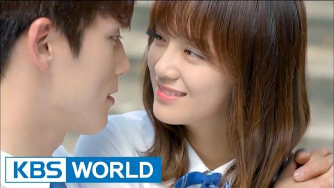 1Click Scene] Kim Sejeong, to a mysterious man,