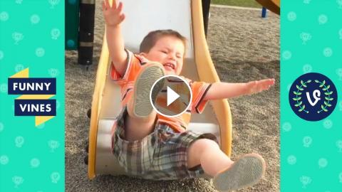 Image of: Baby Crying Da Way Fun Club Try Not To Laugh Kids Fails Vines Funny Videos December 2018