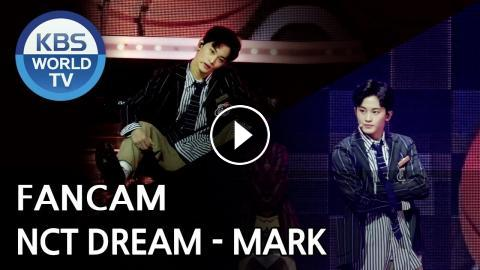 FOCUSED] NCT Dream's MARK - We Go Up [Music Bank / 2018 09 14]