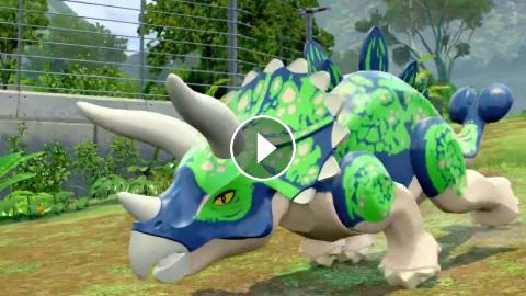 LEGO Jurassic World Game - Home - Facebook