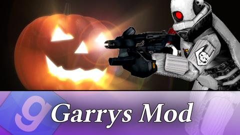 HAUNTED BY CARDBOARD FRIEND! - Gmod Mod (Garry's Mod)