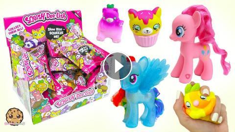 Squishy Haul Blog : Squishy Squish Dee Lish Animals Surprise Blind Bag Squishes - Mystery Toys Haul
