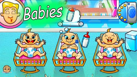 Taking Care Of Babies Roblox Online Baby Games Cookie Swirl