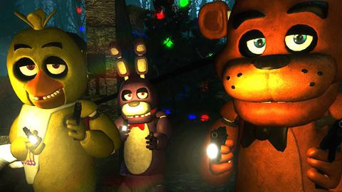 Five Nights At Freddy's Mod - Left 4 Dead 2