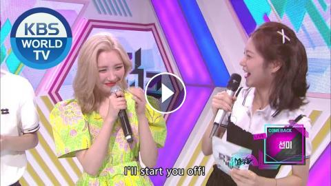 Interview with SUNMI(선미) [Music Bank / ENG / 2019 08 30]