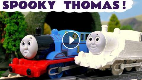 Thomas Amp Friends Spooky Toy Stories With A Ghost Train