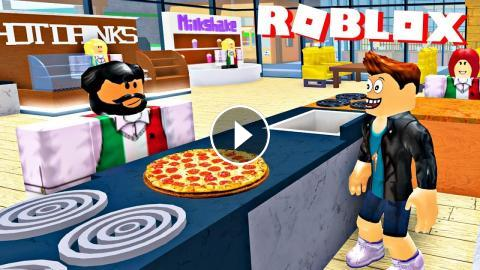 Roblox Work At A Pizza Place Restaurant Tycoon Family Fun