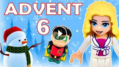 toy advent calendar day 6 shopkins lego friends play. Black Bedroom Furniture Sets. Home Design Ideas